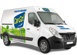 Car rental agency - CARGO DRIVE FRETIN - icon VU