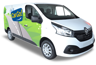 Car rental agency - CARGO DRIVE FRETIN - 4 to 6 m<sup>3</sup>