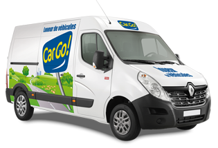 Car rental agency - CARGO DRIVE FRETIN - 8 to 9 m<sup>3</sup>