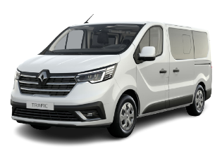Car rental agency - CARGO DRIVE FRETIN - Van