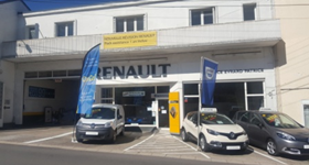 Car rental agency - EVRARD PATRICE - 1011