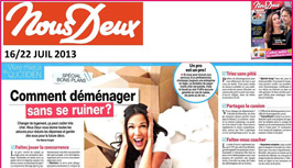 CarGo - News - CarGo Night in the Nous Deux magazine!