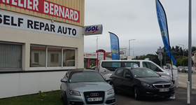 Car rental agency - GARAGE ATELIER BERNARD - 1343