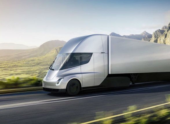 Tesla Semi Event 2017